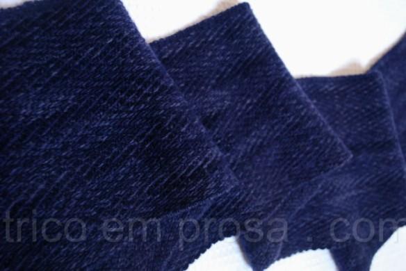 trico em prosa.com - receita traduzida Cachecol Henry