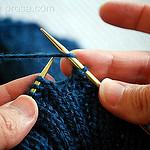 tricô em prosa - Como fazer o arremate surpreendentemente elástico da Jeny Staiman, passo por passo