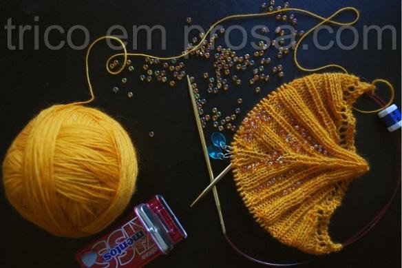 blog Tricô em Prosa - como fazer seu tricô cintilante!
